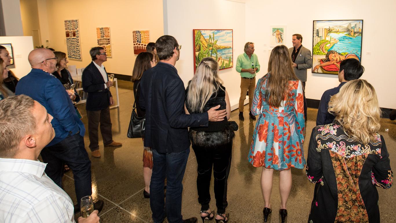 Stewart_MacFarlane_Artist_Talk_Event_Photography_Brisbane