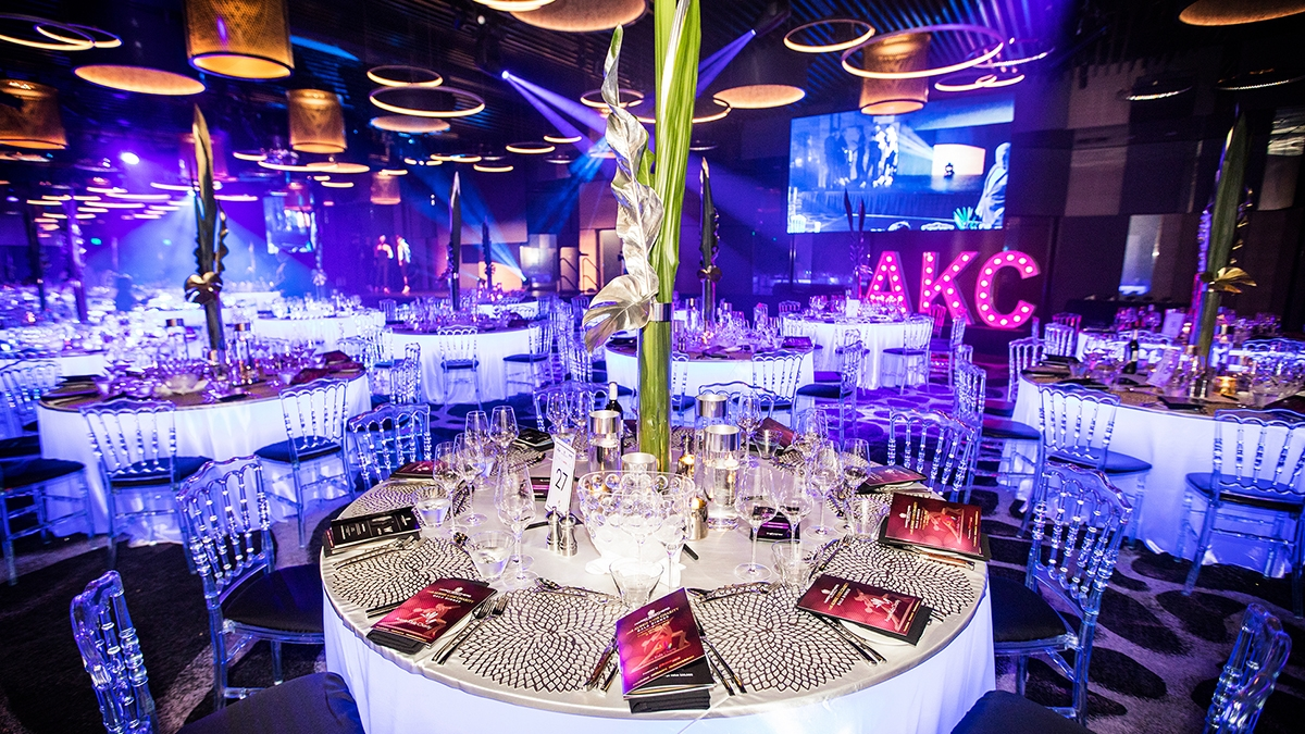 Aussie Kidz Charity Event Ballroom at W Brisbane