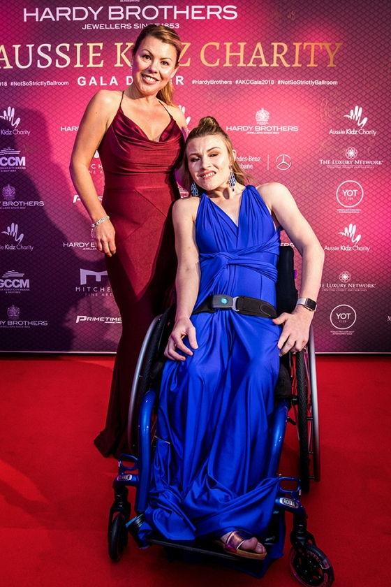 Aussie Kids Charity Gala Red Carpet Socials at W Brisbane