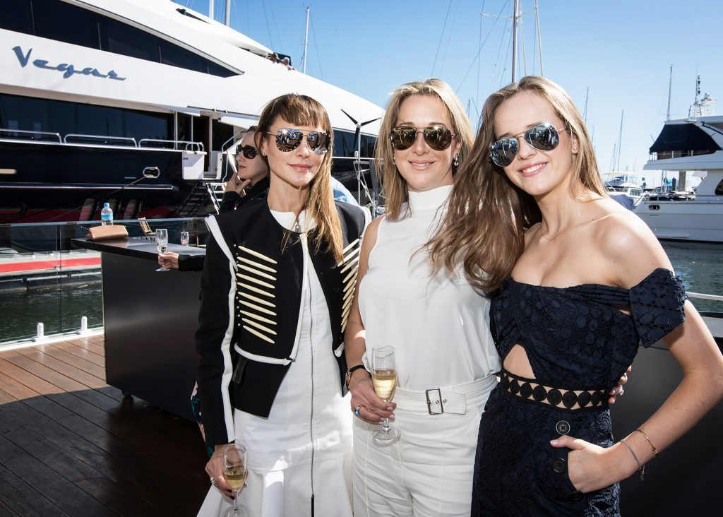 Event Photography: Gold Coast Event at Super Yacht 'Vegas'