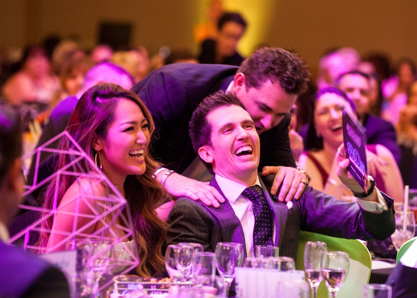 Auction Action at the Zoe's Angels Charity Event captured by Brisbane Event Photographer de la Cruz Photography