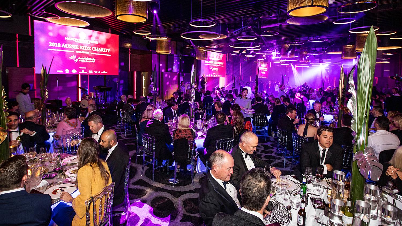 Aussie Kidz Charity Gala at the W Brisbane Hotel Ballroom