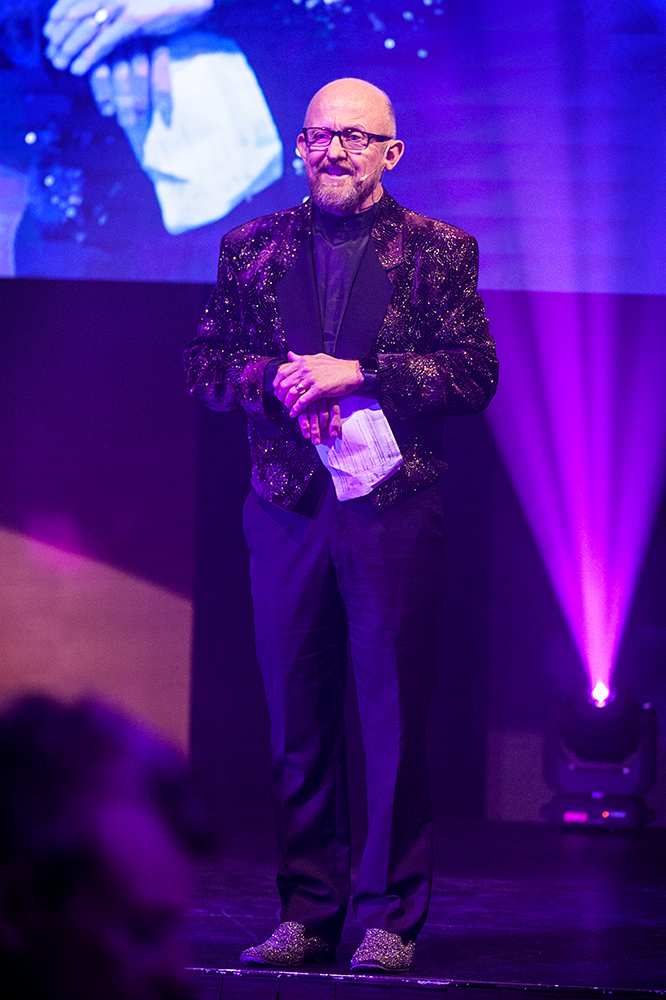 Entertainment Host for Not So Strictly Ballroom at the Aussie Kidz Charity Gala in Brisbane
