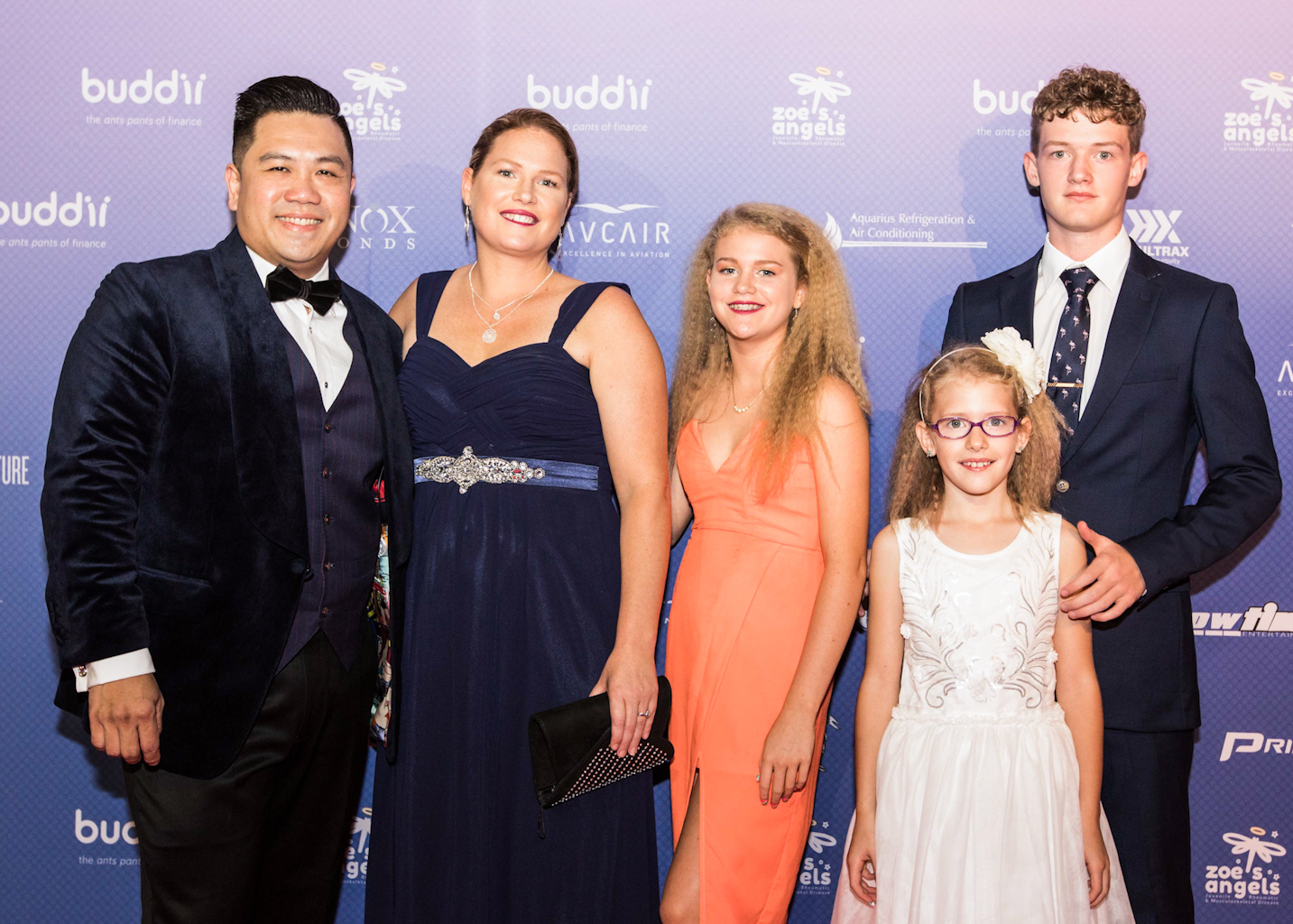 Guest at the Zoe's Angels Charity Gala at Sofitel Hotel Brisbane. Images Captured by Brisbane Event Photographer
